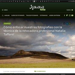 Cómo enfocar nuestras fotografías con la técnica de Natalia Taffarel