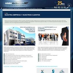 Nuestra empresa y nuestros clientes