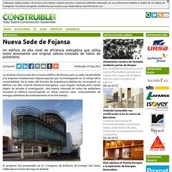 Nueva Sede de Fojansa - CONSTRUIBLE
