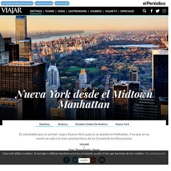 Nueva York desde el Midtown Manhattan