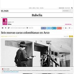 ARCO 2015: Seis nuevas caras colombianas en Arco