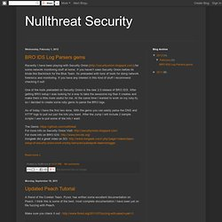 Nullthreat Security