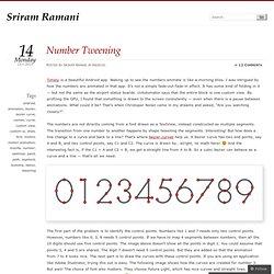Number Tweening