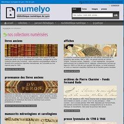 numelyo - bibliothèque numérique de Lyon