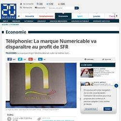 La marque Numericable va disparaître au profit de SFR