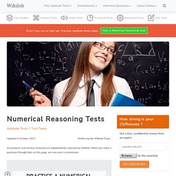 Numerical Reasoning Test: 10 Free Practice Questions & 5 Expert Tips