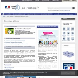 DANE Rennes