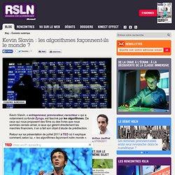 Kevin Slavin : les algorithmes façonnent-ils le monde ?