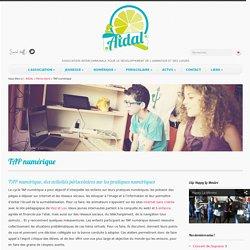 TAP numérique par les animateurs VLAN de l'AIDAL AIDAL