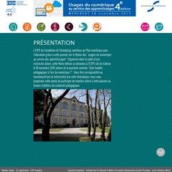 Usages du numérique au service des apprentissages
