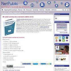 Guide numérique des associations (édition 2012)