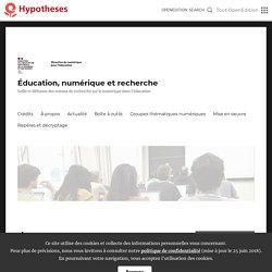 École, numérique et confinement : quels sont les premiers résultats de la recherche en France ? – Éducation, numérique et recherche