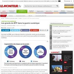 Les grands du BTP dans la guerre numérique - freemium - 13/10/16
