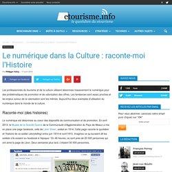 Le numérique dans la Culture : raconte-moi l'Histoire