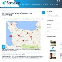 Kit numérique de la démarche CBA Normandie – Stratice