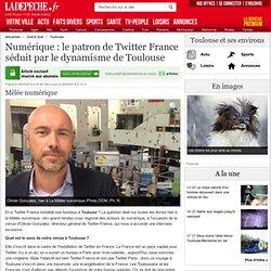 Et si le siège de Twitter France s'installait à Toulouse ? - 28/05/2014