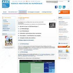 La Cité Numérique, totem de l'économie numérique aquitaine