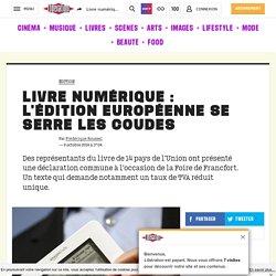 Livre numérique : l'édition européenne se serre les coudes