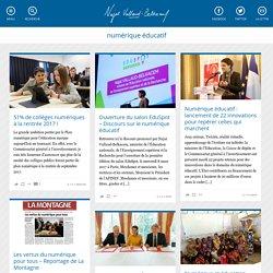 numérique éducatif