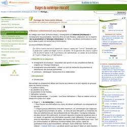 Partage de liens entre élèves - Page 2/2 - Usages du numérique éducatif