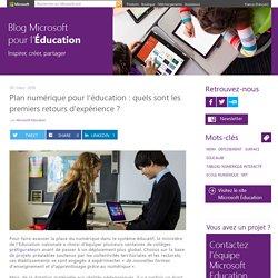 Plan numérique pour l'éducation : quels sont les premiers retours d'expérience ?