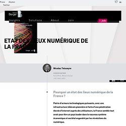 Etat des lieux numérique de la France — Roland Berger