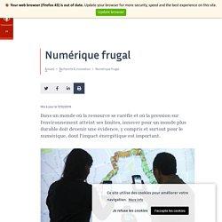 Numérique frugal