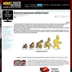 BD numérique : Histoire de la bande dessinée numérique française - BDZMag