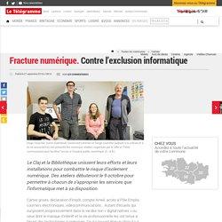 Fracture numérique. Contre l'exclusion informatique - Carhaix