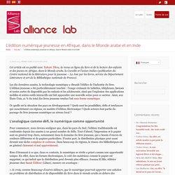 L'édition numérique jeunesse en Afrique, dans le Monde arabe et en Inde