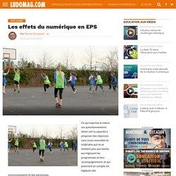Les effets du numérique en EPS – Ludovia Magazine