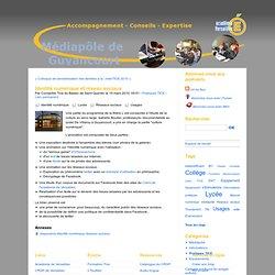 Identité numérique et réseau sociaux - Médiapôle de Guyancourt