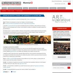 Définir son identité à travers l'art numérique et la culture libre (Montréal)