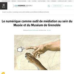Le numérique comme outil de médiation au sein du Musée et du Muséum de Grenoble