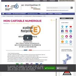Mon cartable numérique du Collégien (MCNC) - ac-montpellier