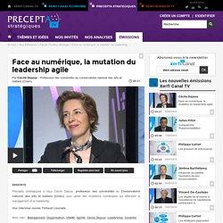 Cécile Dejoux, CNAM - Face au numérique, la mutation du leadership agile