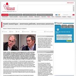 Santé numérique : nouveaux patients, nouveaux assureurs ?