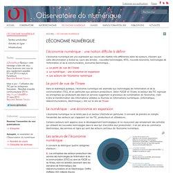 L'observatoire du numérique