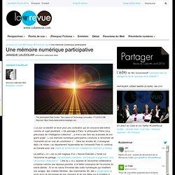 Une mémoire numérique participative