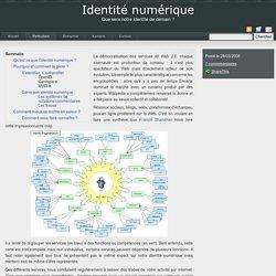 Identité numérique : Particuliers