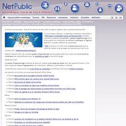 Se former au numérique : Plus de 30 tutoriels sur des outils en ligne et logiciels (par un professionnel des EPN)