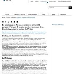 Le Médiabus en Ariège, numérique et ruralité - Professionnels - Bpi