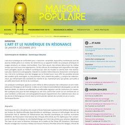Maison Pop-Montreuil-L'Art et le numérique en résonance