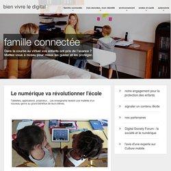 Le numérique va révolutionner l'école