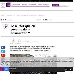 Le numérique au secours de la démocratie ?