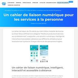 Un cahier de liaison numérique pour les services à la personne