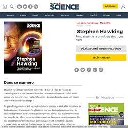 Pour la science SPECIAL- mars 2018 - Stephen Hawking