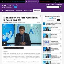 Michael Porter à l'ère numérique : la mise à jour 2.0