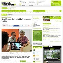 Et si le numérique aidait à mieux vieillir - 19/09/2014