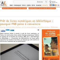 Prêt de livres numériques en bibliothèque : pourquoi PNB peine à convaincre